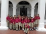 Visita a la Presidencia de Panamá